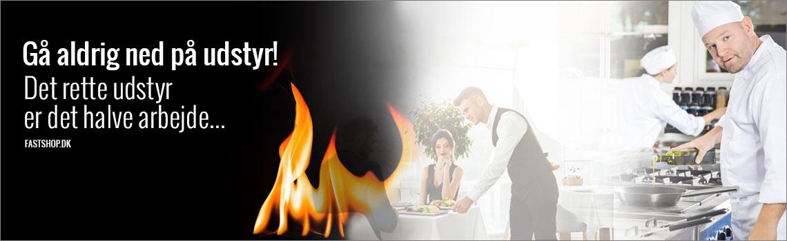 Professionelt Koge, varm, ovn og stegeudstyr til storkøkken, restaurant